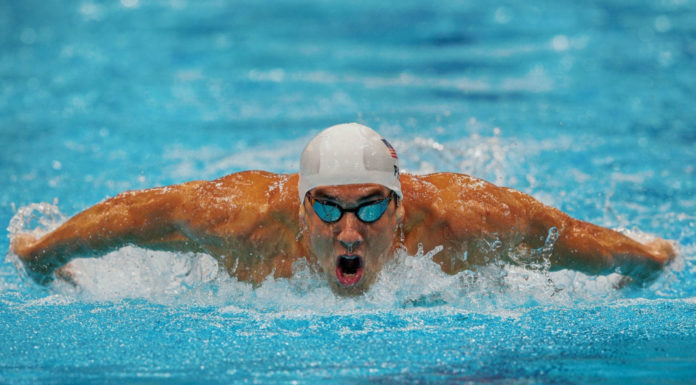 Michael Phelps Background
