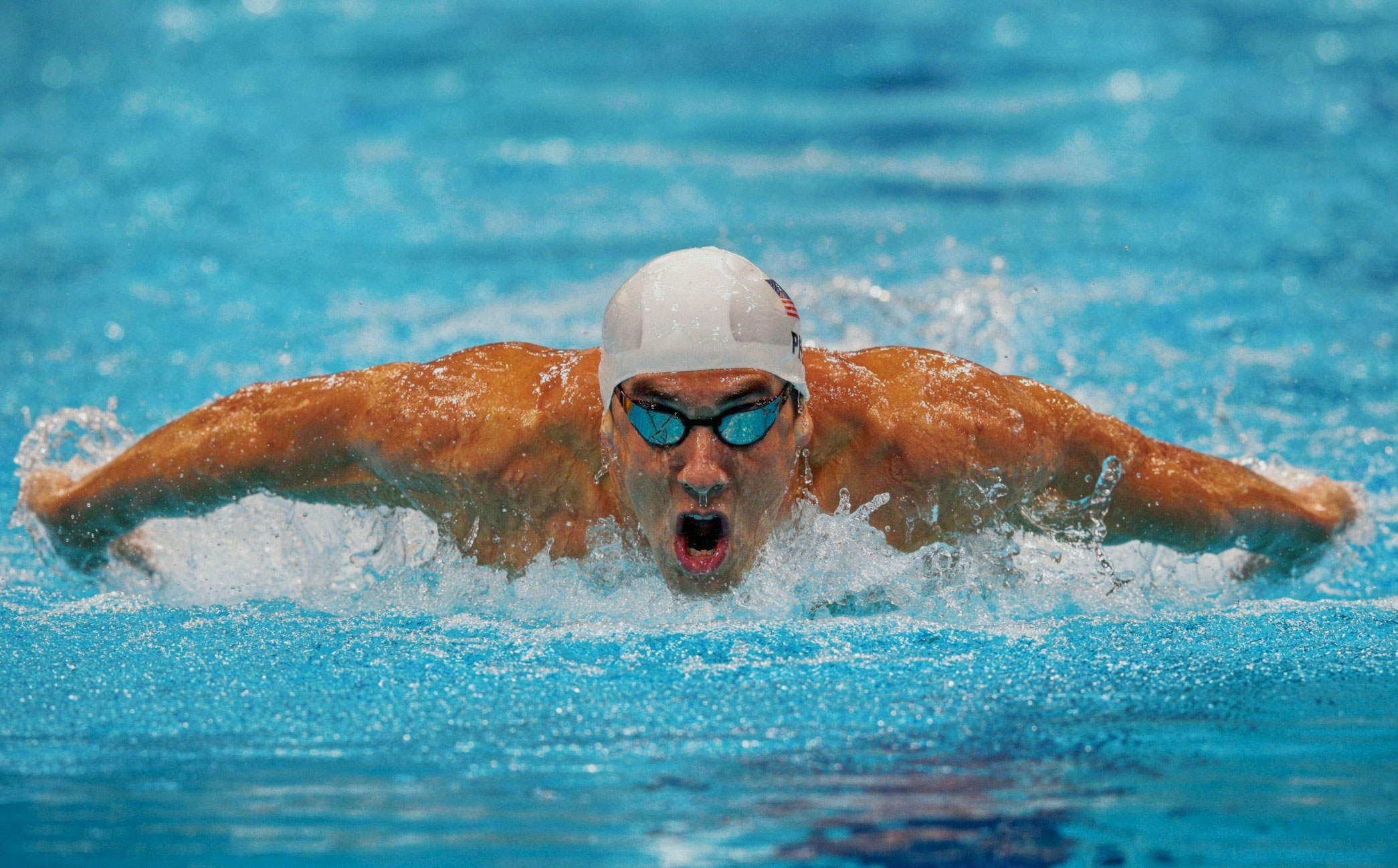 Michael Phelps Background